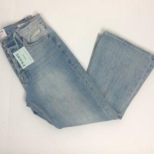 Frame Denim Jeans - FRAME DENIM LE CROPPED FLARE 29 Rigid re-release